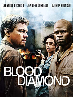 Blood Diamond movie Amazon Prime