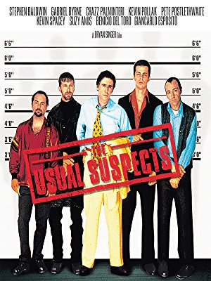The Usual Suspects movie Amazon Prime